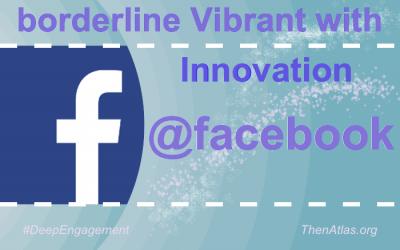 @facebook's community is Vibrant through Innovation