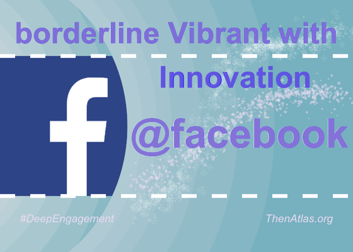 @facebook's community is Vibrant through Innovation